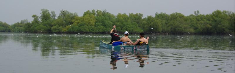 Danube Delta Canoe Tour