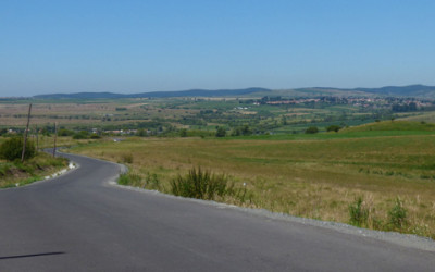 Day cycling tour from Avrig