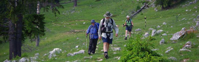 Wandern durch die Karpaten – 8 Tage Tour