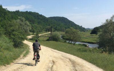 """Mocanita"" bike route (Hartibaciu Valley) – one day trip"